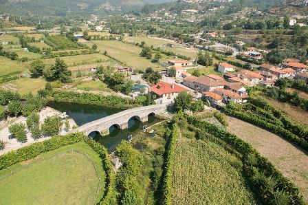 Bridge of Fundo de Rua - Amarante
