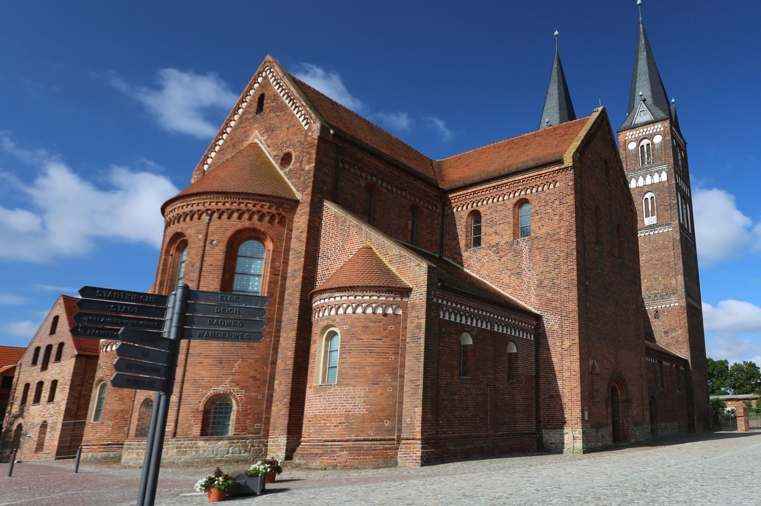 Jerichow Monastery in the Altmark region | Picture: IMG - F. Boxler