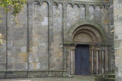Portal of the Cistercian Monastery of Mariental | Picture: N. Funke