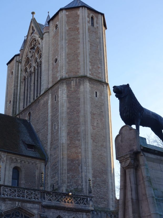 Braunschweig Cathedral and Lion Monument | Picture: N. Funke