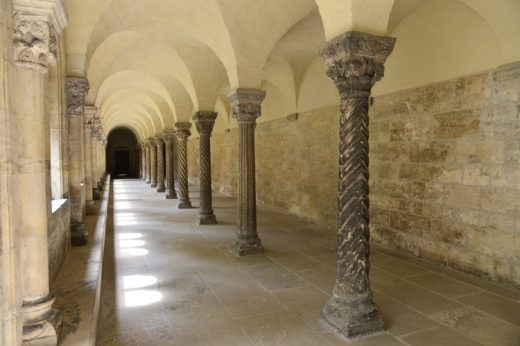 Cloister at Königslutter Imperial Cathedral | Picture: Stiftung Braunschweigischer Kulturbesitz