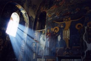 1_Crucifixion at Studenica Monastery _ Picture Branko Jovanović _ NTOS Archive