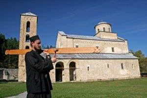 1_Sopoćani Monastery _ UNESCO World Heritage Site _ Picture_D.Bosnic