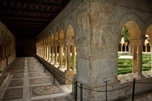 1_Romanesque Cloister of the Monastery of Santo Domingo de Silos _ Picture_Junta de Castilla y León