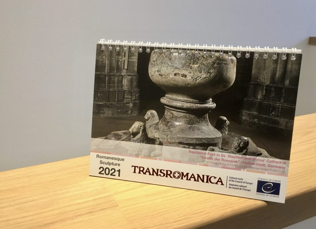 TRANSROMANICA Calendar 2021