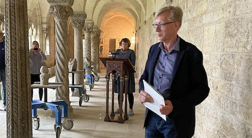 KÖNIGSLUTTER | Kaiserdom | Sommerakademie | Abschlusspräsentation Eröffnung Norbert Funke